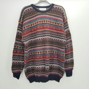 100% Alpaca Oversized Grandapa Sweater
